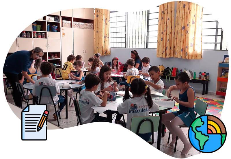 Historia da escola Imaculada