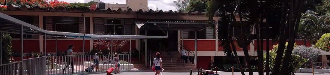Escola Imaculada Goiania Entrada Principal
