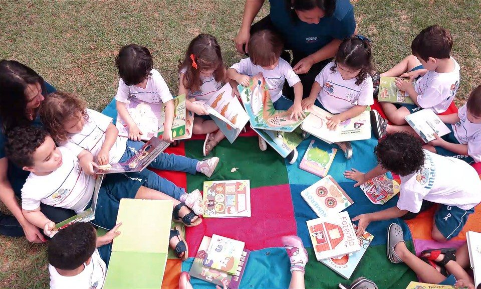 Leitura Escola Imaculada