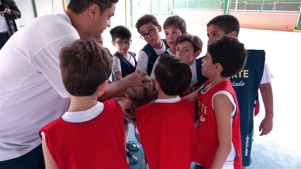 Futsal Escola Imaculada de Goiania