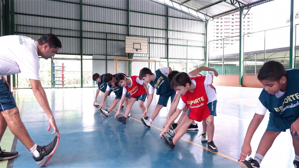 Futsal Escola Imaculada em Goiania