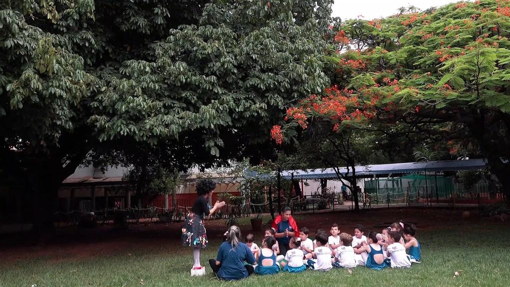 Apresentaçao Escola Imaculada