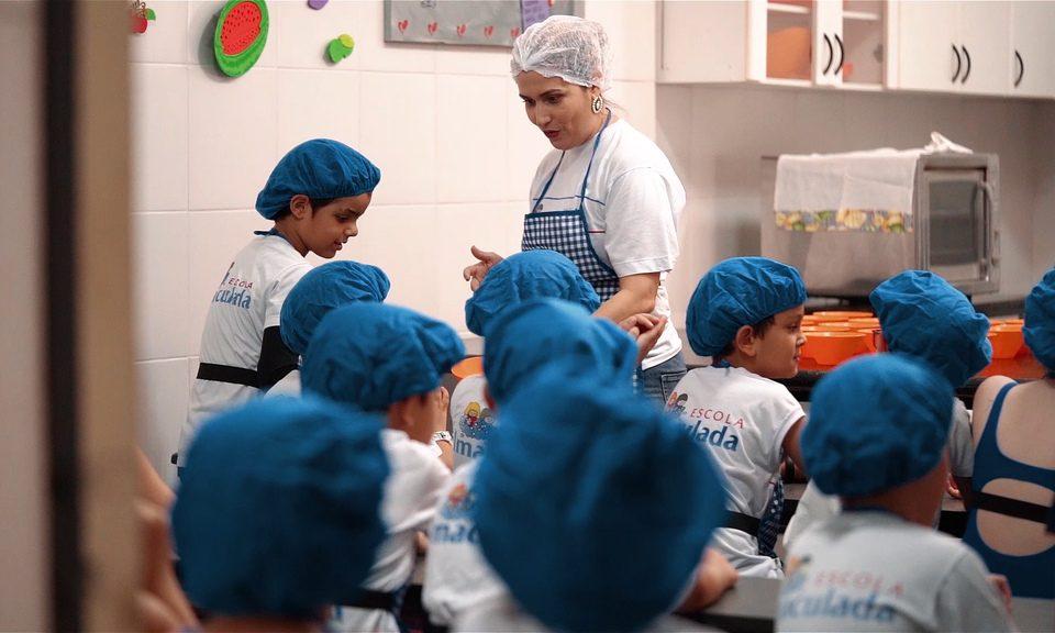 Culinaria Escola Imaculada