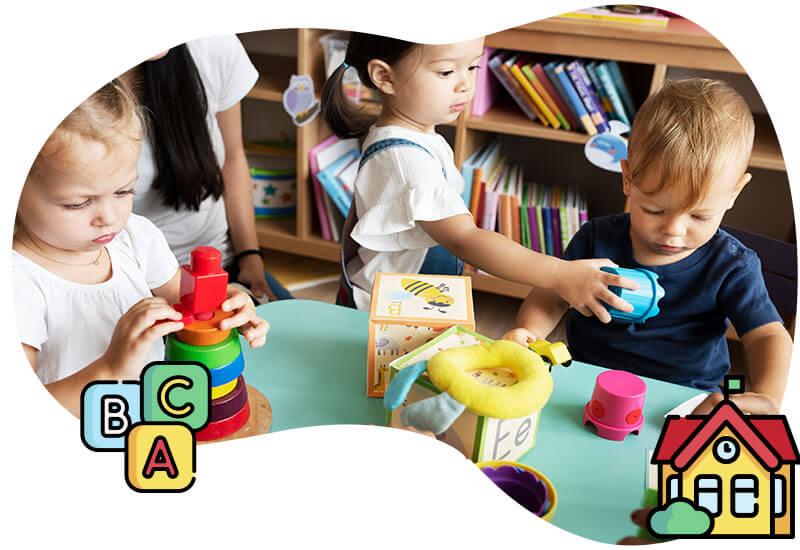 Educaçao Infantil Escola Imaculada em Goiania